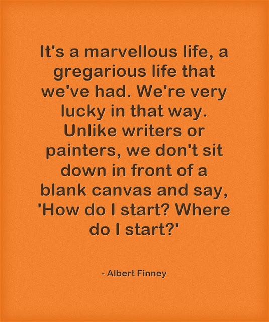 Albert Finney (1936–2019) Quotes