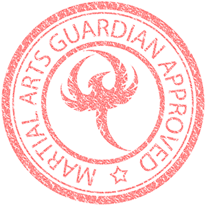 Martia Arts Guardian Approval Seal