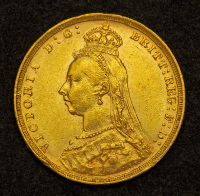 British Sovereign invest Gold Bullion Coin Queen Victoria