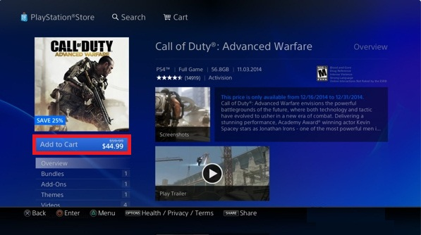 Free How To Buy Game Ps4 Ps3 Ps Vita In Play Station Store Psn