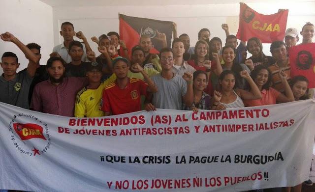 Realizado el VIII Campamento Nacional de la Juventud Antifascista y Antiimperialista
