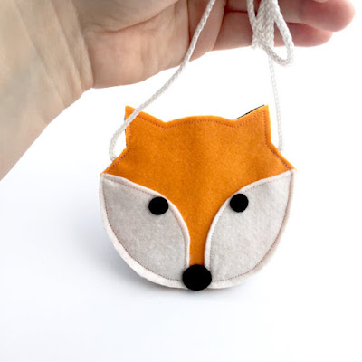 Toddler Fox Bag