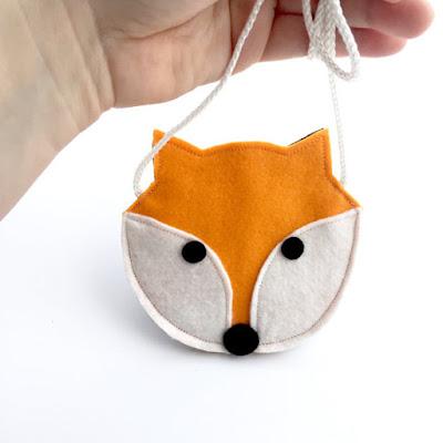 Toddler Fox Bag