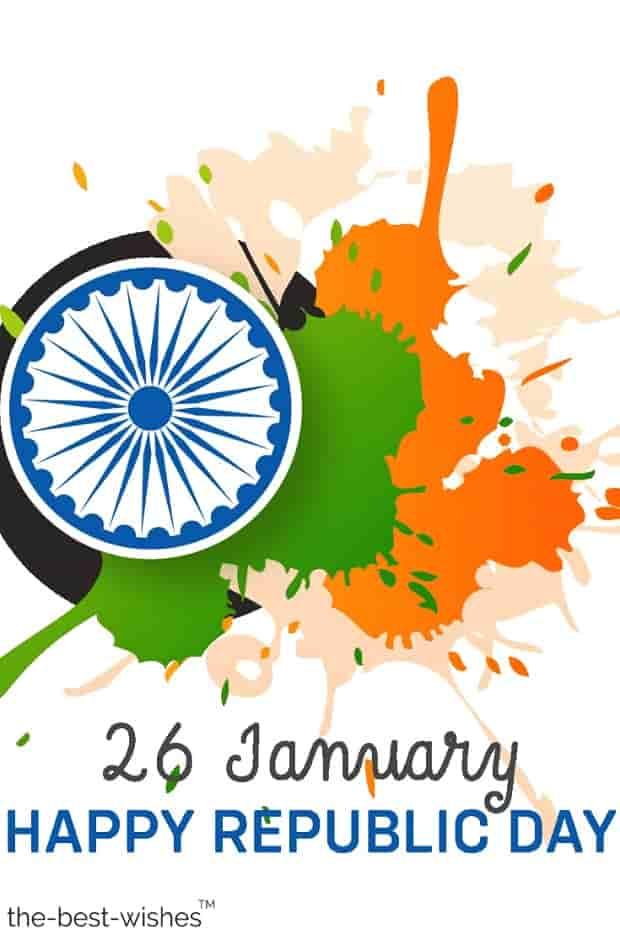 status for republic day india