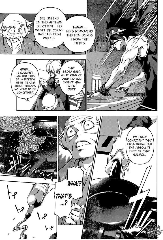 Shokugeki no Soma - Chapter 198