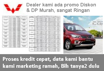 Dealer Wuling Makassar Harga Mobil Confero Cortez Promo Diskon Sulsel