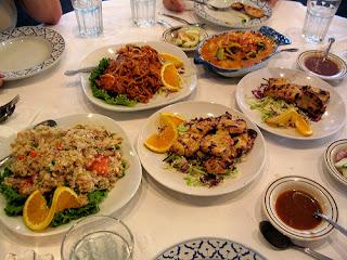 что едят тайцы