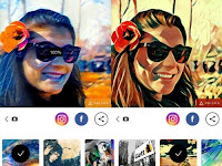 Facebook Creating Artistic Filter like Prisma