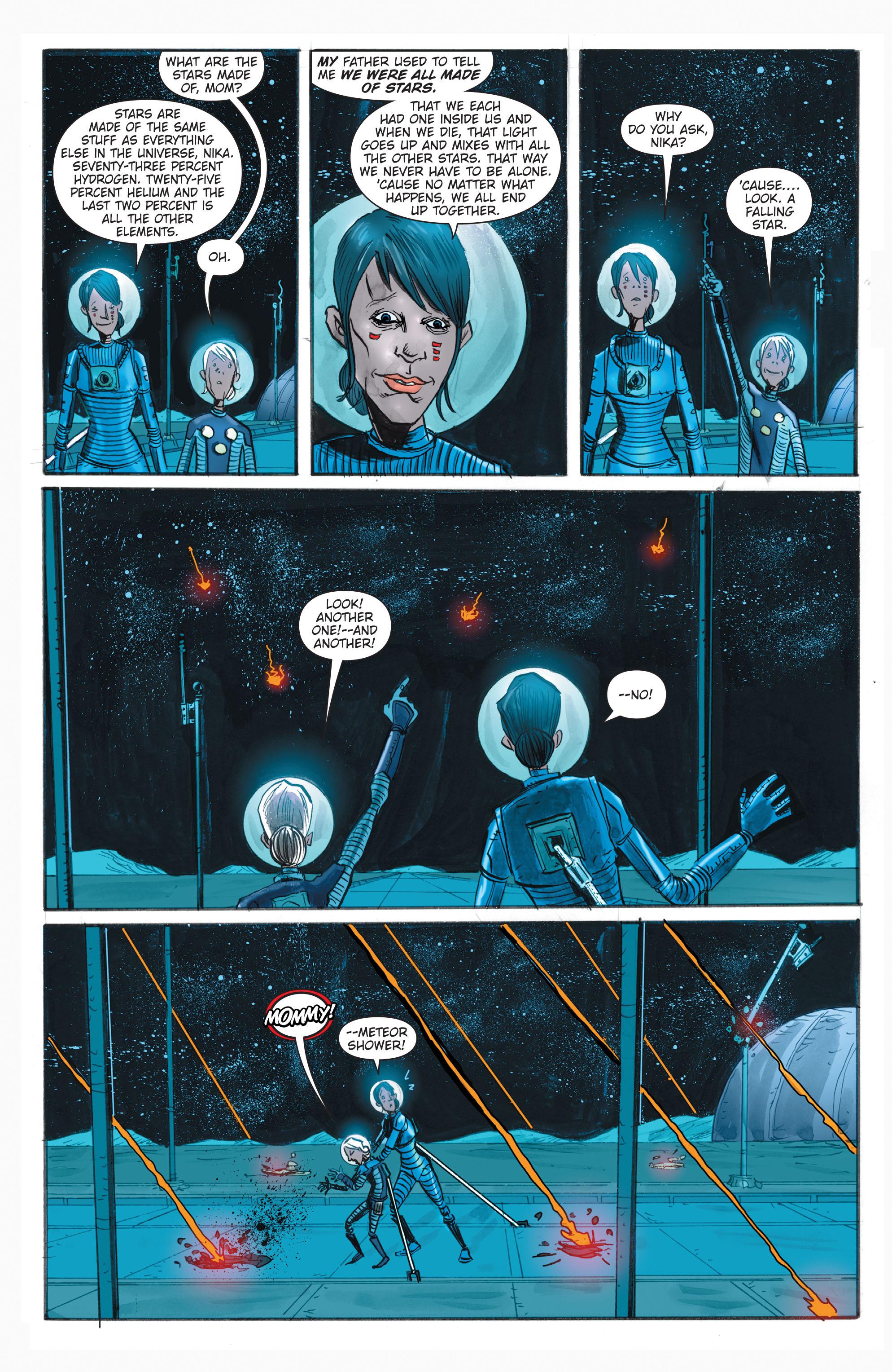 Read online Trillium comic -  Issue # TPB - 141