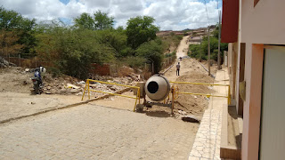 Prefeitura de Picuí inicia trabalhos de pavimentação da alça que liga os bairros Pedro Salustino e JK