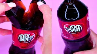 How To Make Real Dr Pepper Drinking Water Pudding Jelly Cooking Learn the Recipe