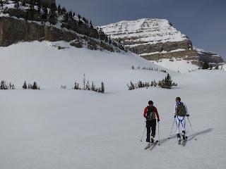 Andy Sherpa: Mount Timpanogos: East Ridge