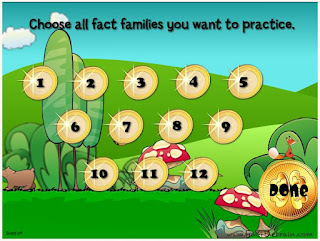 http://www.fun4thebrain.com/multiplication/luckymult.html