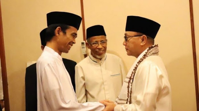 Sikap Final PAN: Prabowo Capres, Zulhas dan Ustad Abdul Somad Kandidat Wapres