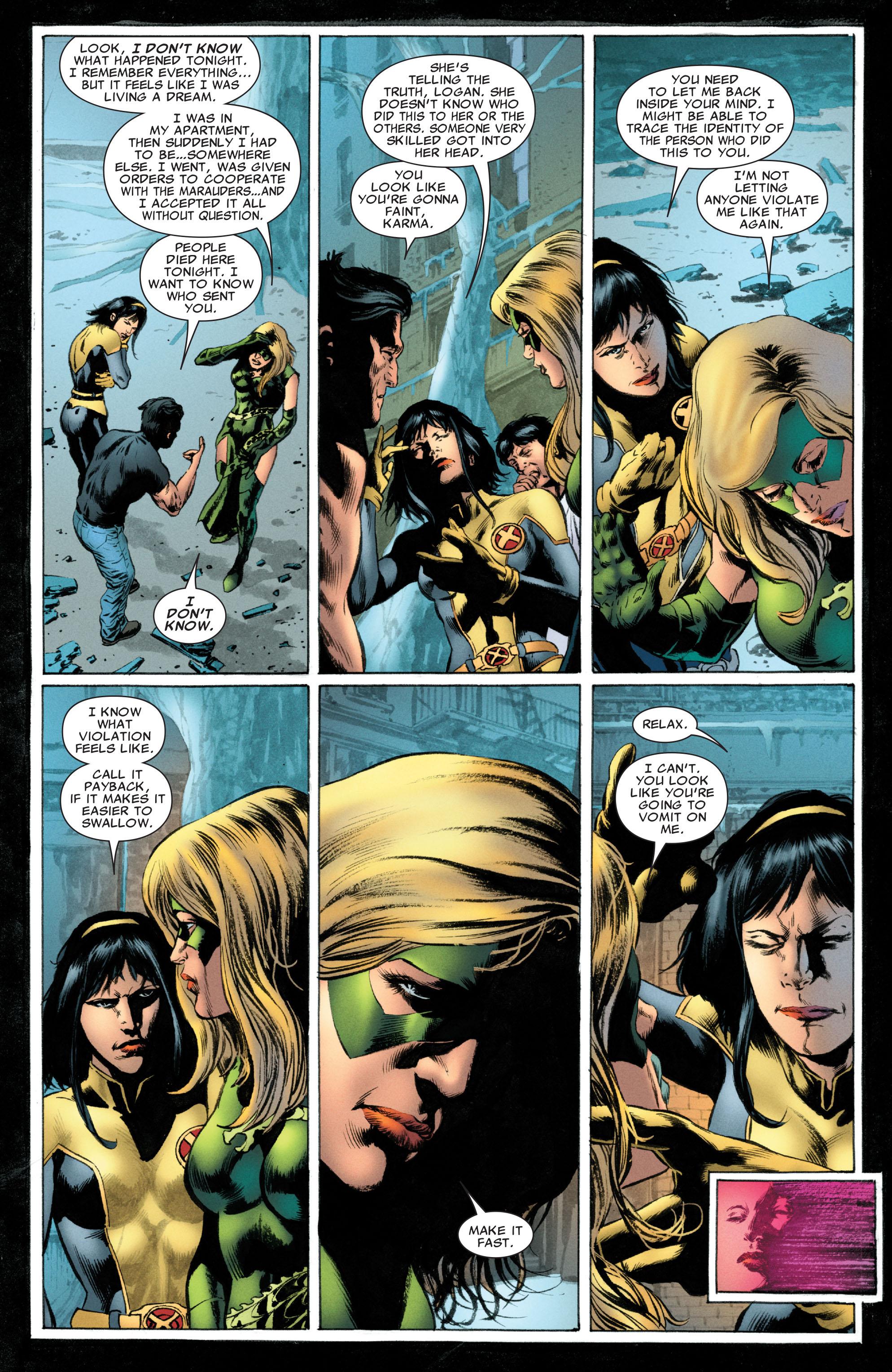 Read online Astonishing X-Men (2004) comic -  Issue #49 - 16