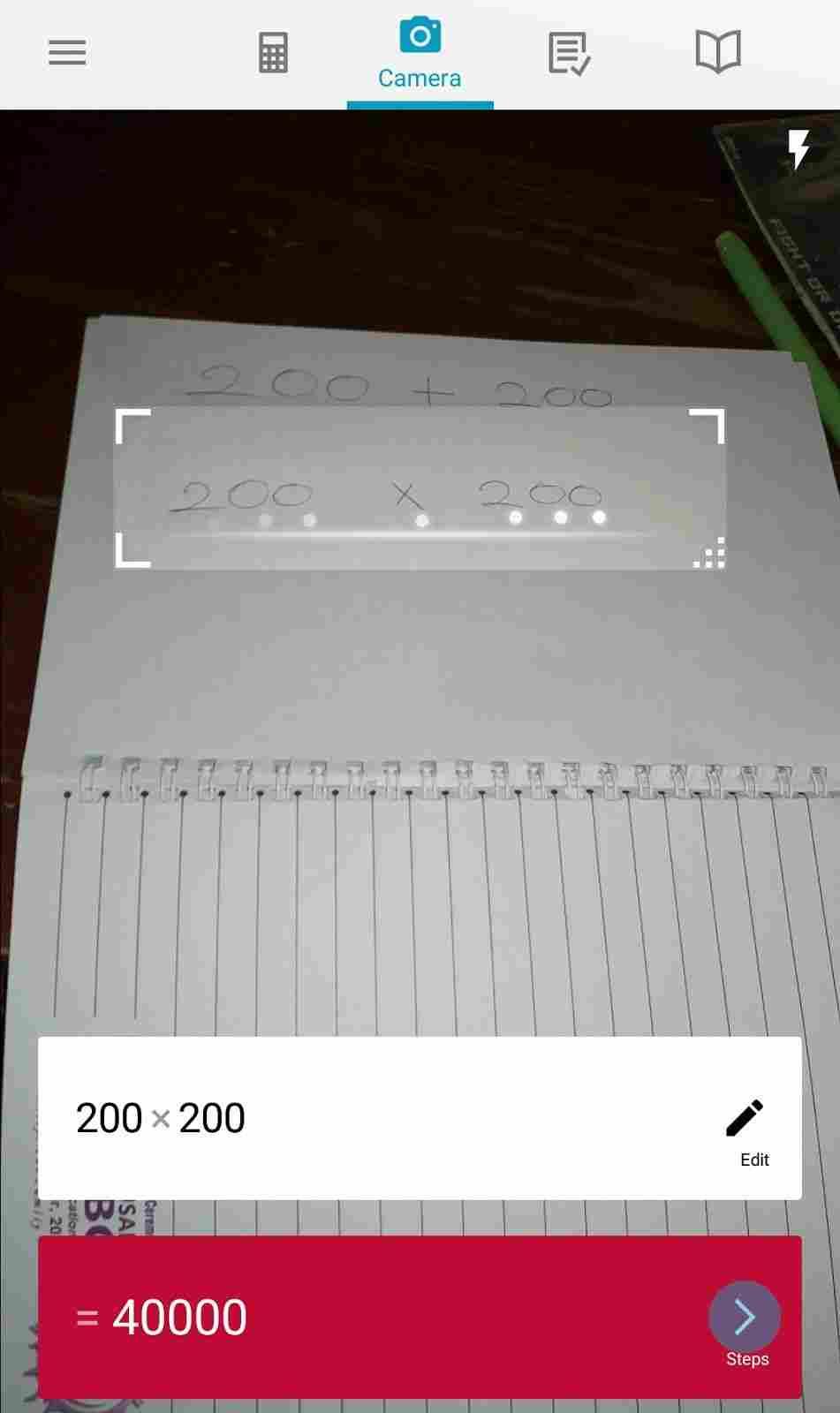 Photomath Math Problem Solver 02