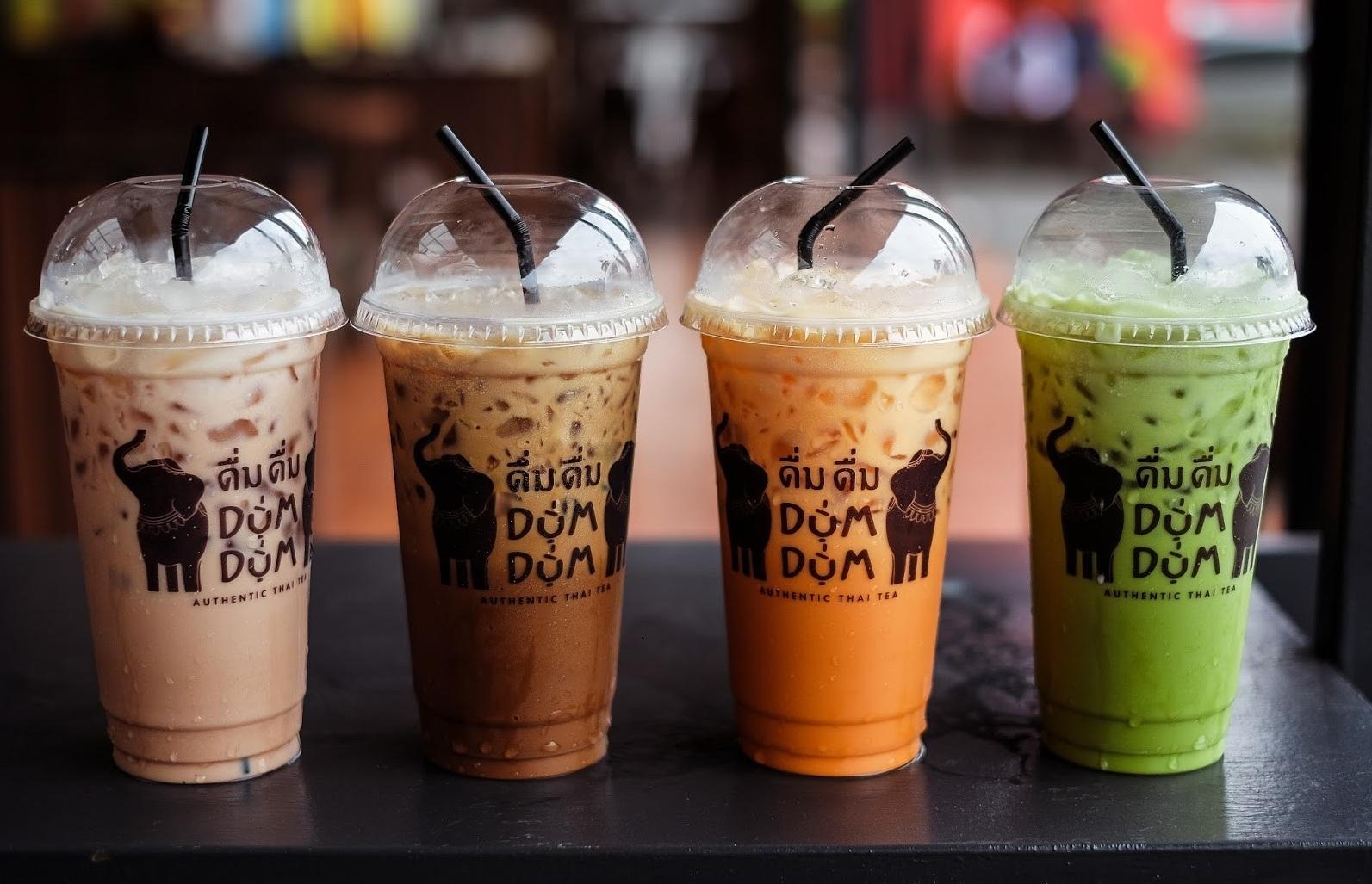 Bisnis Minuman Thai Tea
