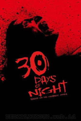 Sinopsis film 30 Days of Night (2007)