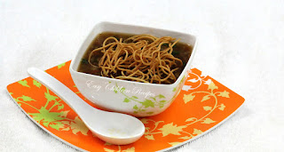 MANCHOW SOUP / CHINESE SOUP