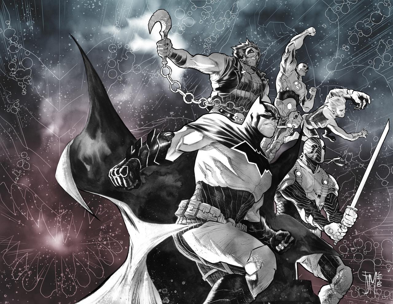 El Blog de Batman: #DCRebirth: La Liga de la Justicia se agrandará ...