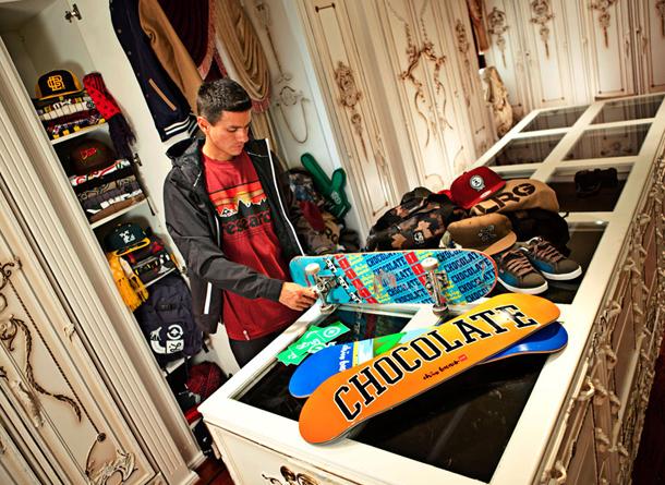 lrg coleção 2012