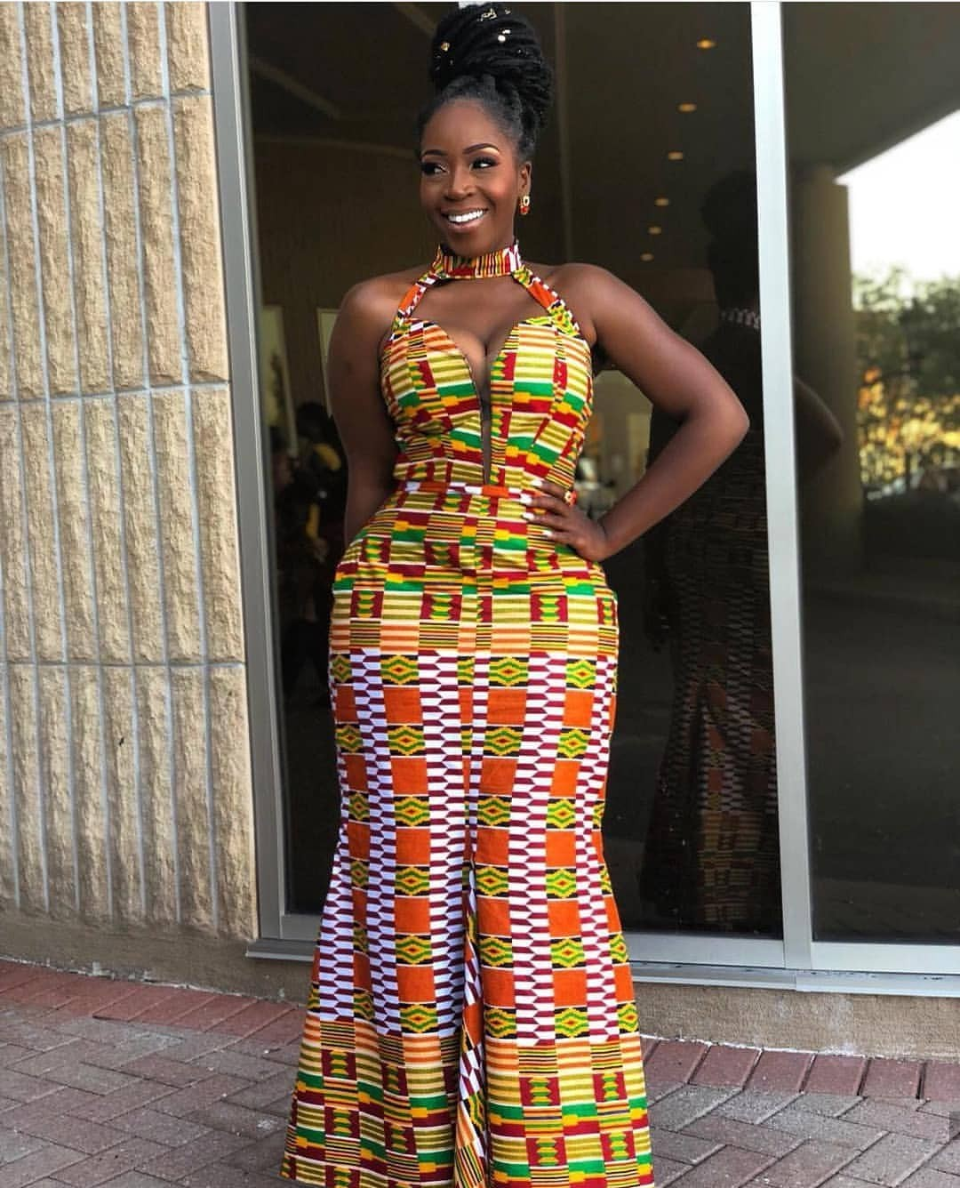 Beautiful Ankara Styles For The Plus Size Ladies