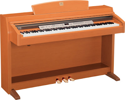 dan piano dien Yamaha CLP-240