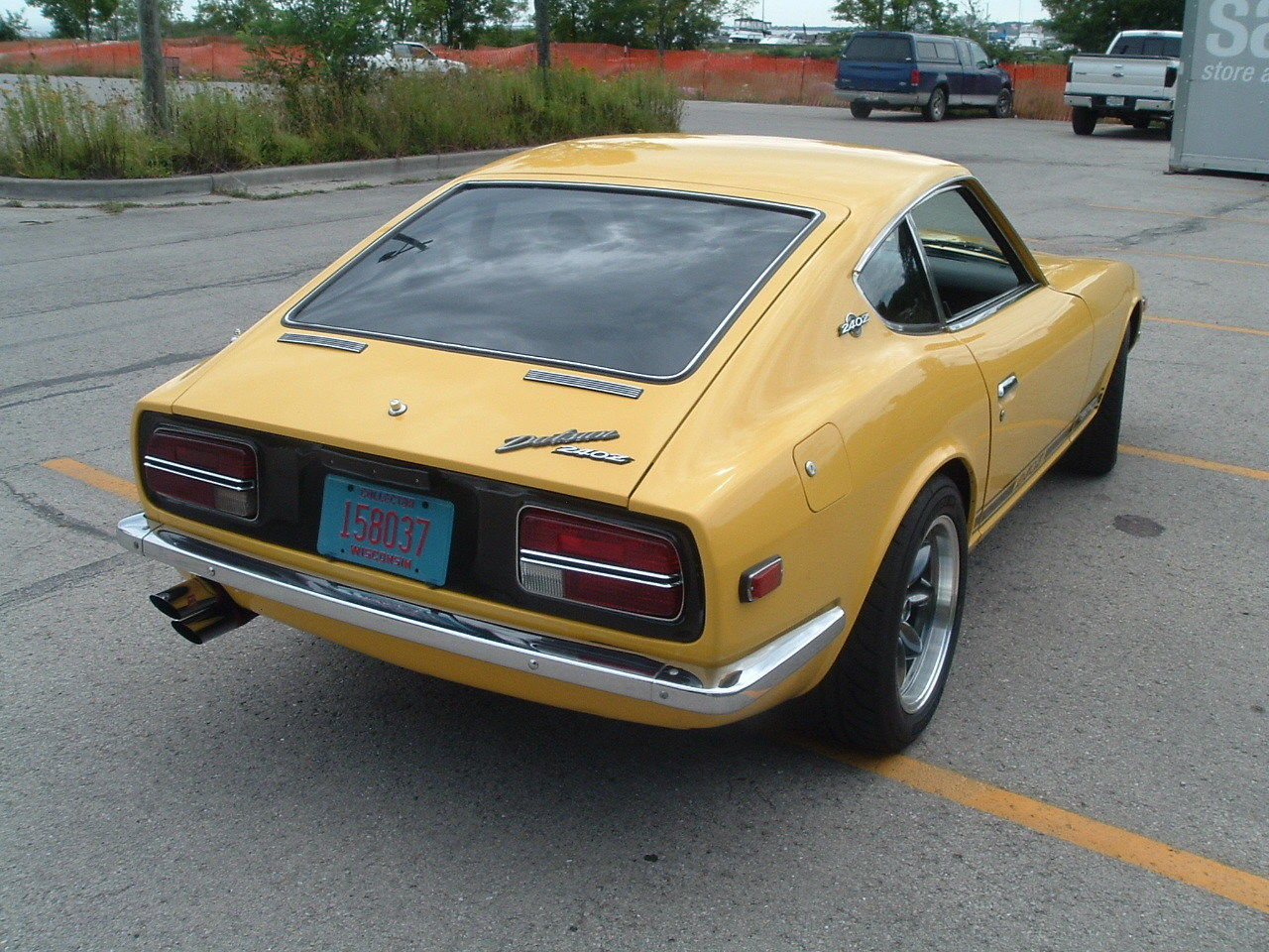 4 daily turismo auction watch 1970 datsun 240z 240z fuse box at n-0.co