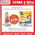 Alfamart Promo Serba Goceng Hingga 31 Oktober 2017