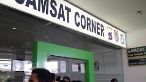 Jam Pelayanan Samsat Corner