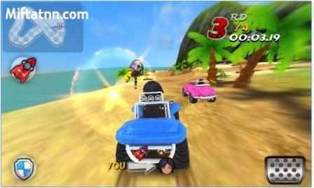 Game Balap Mobil Android Seru Kart Racer 3D Mod Apk