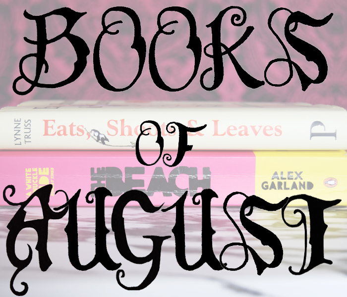 Books of August