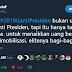 Andi Arief Ganti Bongkar Gerakan #2019GantiPresiden