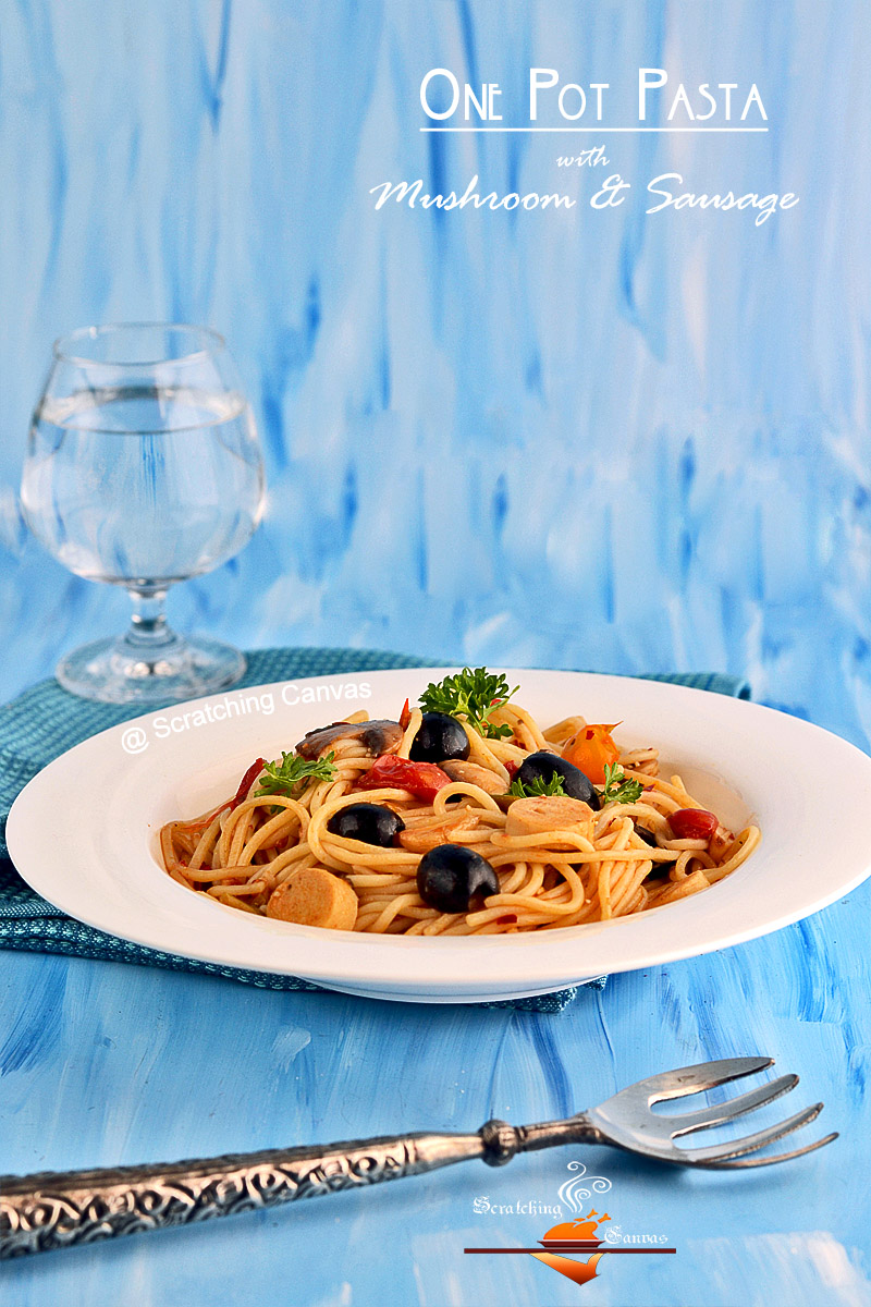Weeknight's Dinner Spaghetti Recipe