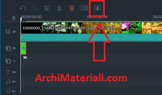 Atau pilih ikon di dasbord seperti yang saya kotaki merah