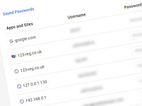 Cara Meningkatkan Keamanan Data Password di Google Password Manager