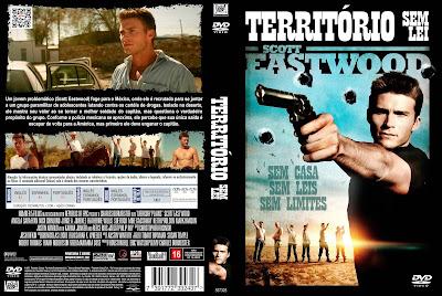 Filme Território Sem Lei (Mercury Plains) DVD Capa