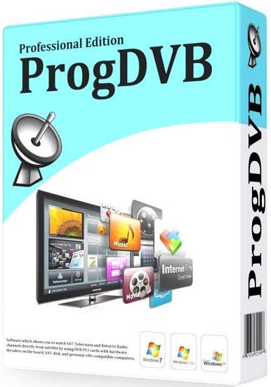 تحميل برنامج تشغيل القنوات الفضائية 2018 Download ProgDVB Pro