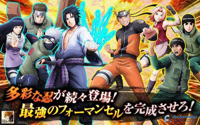 Download Boruto x Naruto: Borutage MOD APK Terbaru