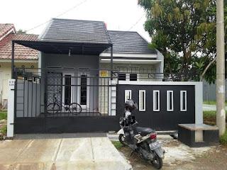 Rp.450 Jt Rumah Siap Huni di Griya Alam Sentul, Harga Nego (code:173)