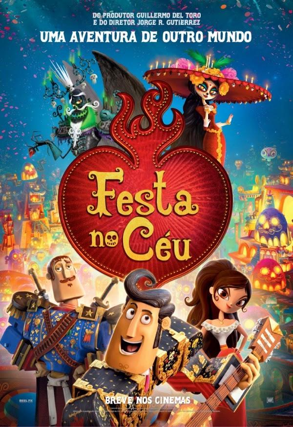 Poster do filme Vovô Caiu do Céu