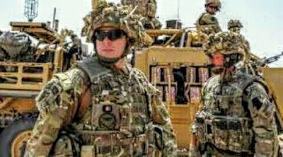 Massive Deployment of British Military to Northern Nigeria