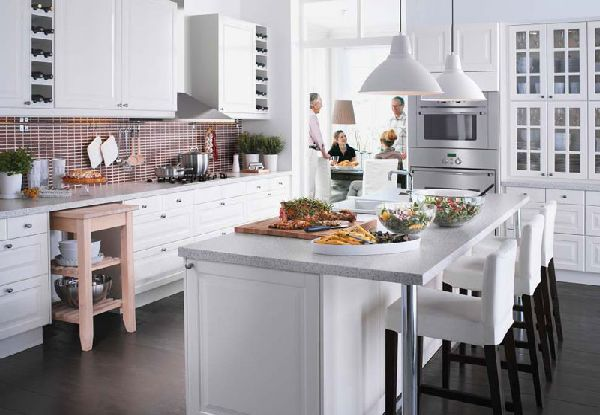 2012 IKEA Kitchen Furniture Trends And Ideas