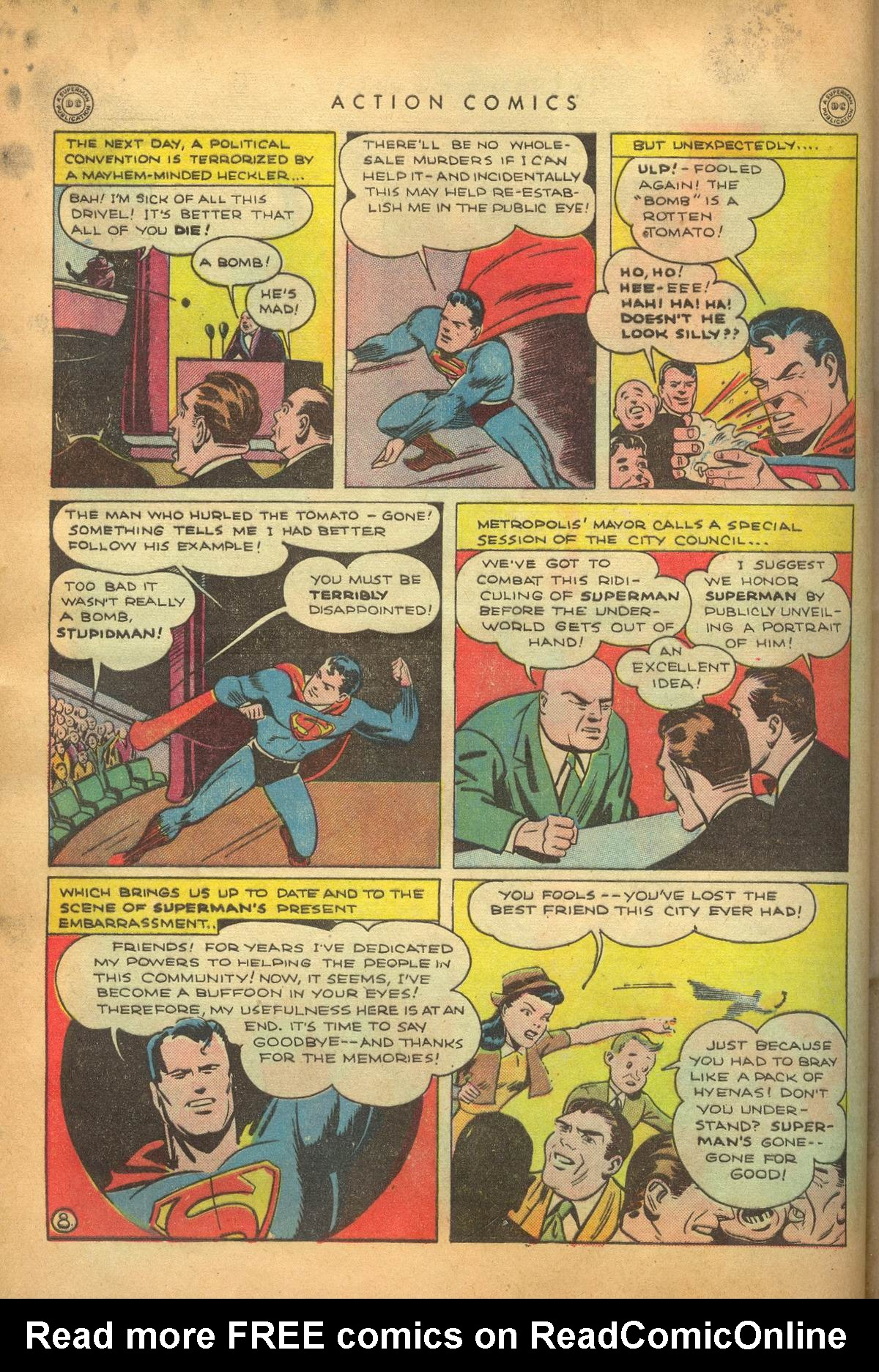 Read online Action Comics (1938) comic -  Issue #95 - 11