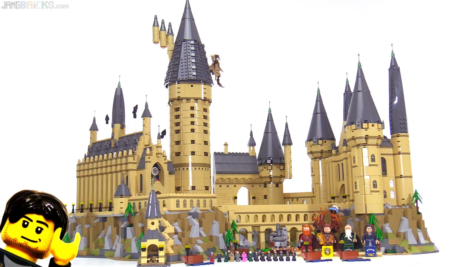 Harry Potter Hogwarts Hogwarts Castle Lego Traffic Club