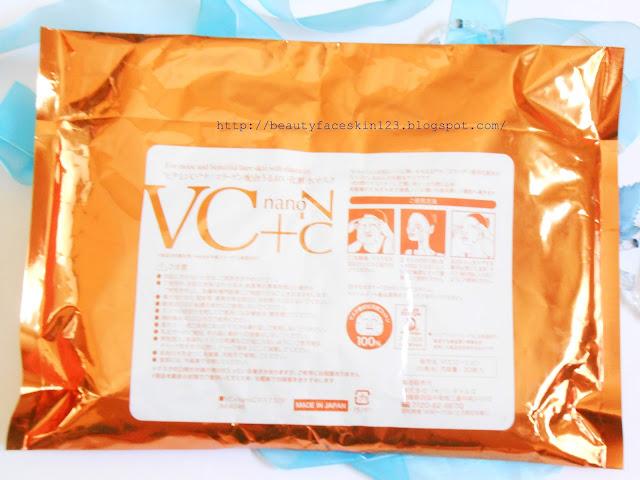 JAPAN GAL VC+NANO C MASK