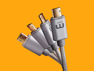 The World's First Micro USB Reversible Plug