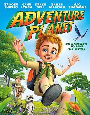 Adventure Planet 2012 Hindi Dual Audio BRRip Full Movie Download