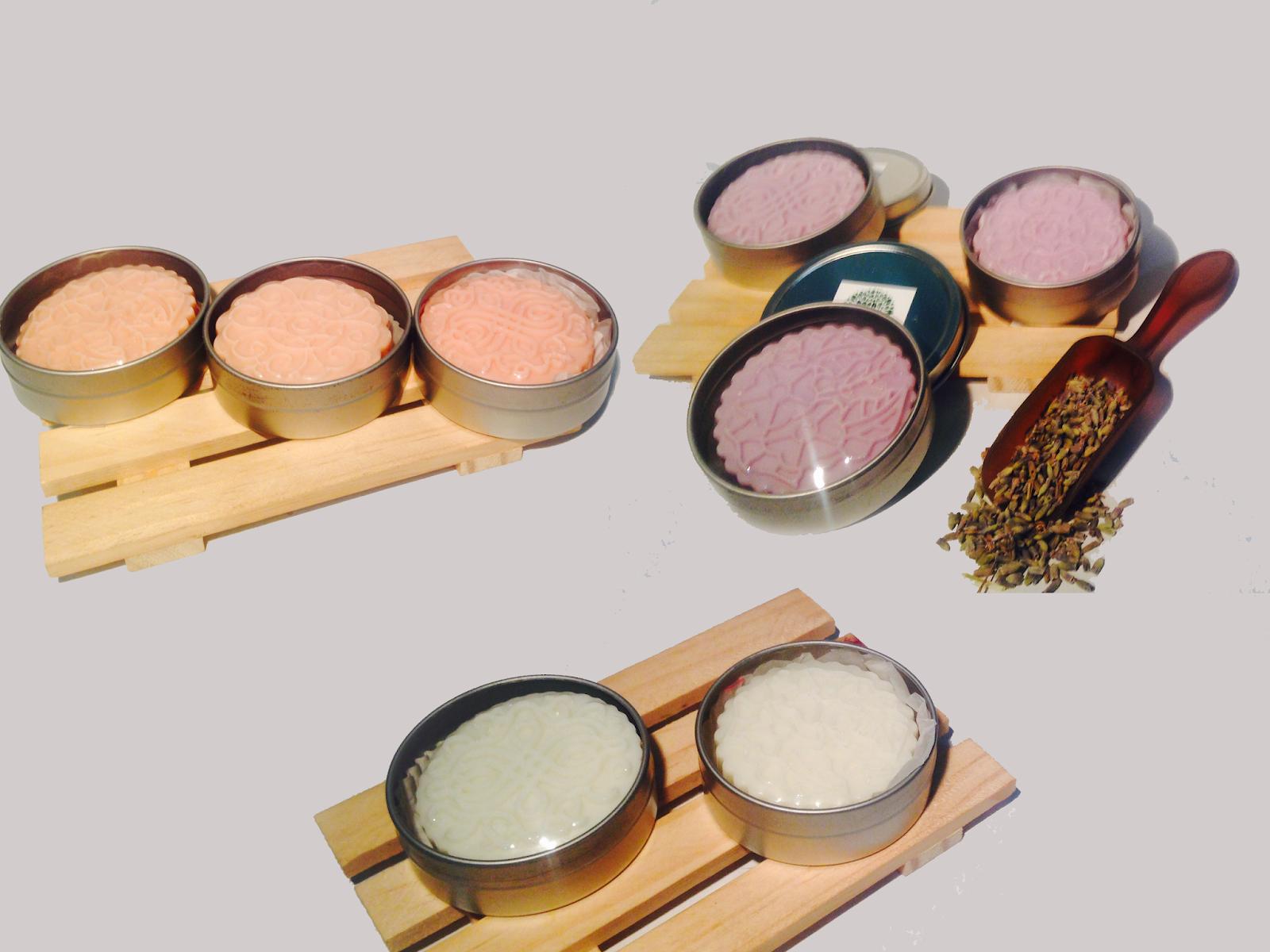 Barras Humectantes Aromas y Colores  $30.000 Tina Metálica - Espíritu Orgánico