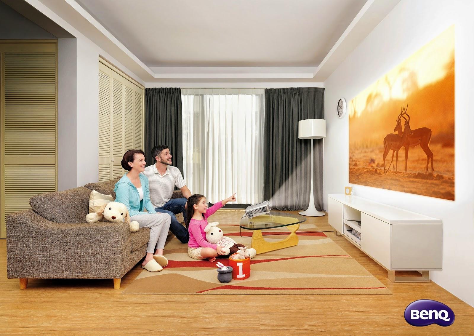 Benq S Projectors Transform Homes Into Cinemas Missyblurkit